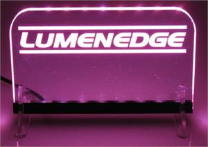 Pink LED Lights